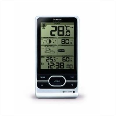OREGON STAZIONE METEO BAR208HGX barometro,termometro,igrometro,orologio
