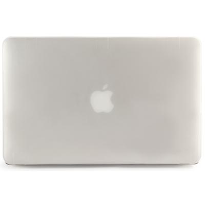 """TUCANO COVER APPLE HSNI-MBA13-TR Custodia rigida per MacBook Air 13\"""" TRASPARENTE"""