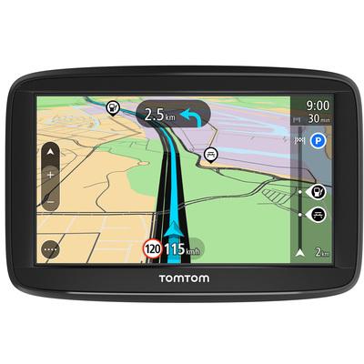 "TOM-TOM NAVIG. START 52 EUROPA 45 Lcd touch 5\"", Mappe a vita dell'Europa (45 paesi)"