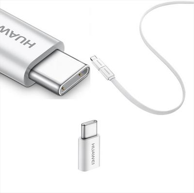 HUAWEI ADATTATORE USB AP-52 TYPE-C ADAPT ADATTATORE USB TYPE-C