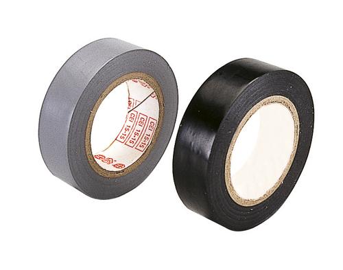 POLYPOOL NASTRO ISOLANTE 10mt 2Pezzi 2 rotoli da 10m, dimensioni 0,13x15mm, IMQ, VDE