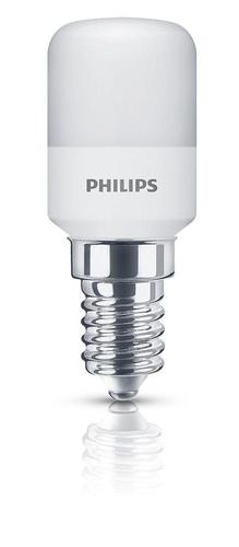PHILIPS LAMPADA LED 1.7W E14 PER FRIGO 1.7W (15W) 3000K per Cappe e Frigoriferi