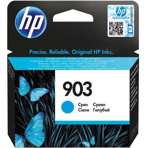 HP CARTUCCIA 903C CIANO BLISTER T6L87AE/301 HP 903 INK CIANO BLISTER