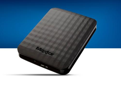 "MAXTOR HD 2TB USB3.0 2.5\""  HX-M201TCB/G HDD ESTERNO STOR.E 2,5\"" 2 TB"