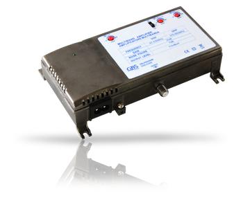 GBS CENTRALINO CBJ-VUU/30  LTE Alimentatore integrato, ingressi regolabili,  30DB