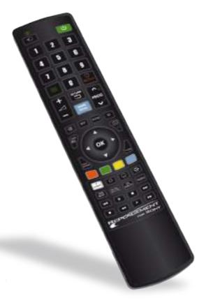 GBS TELECOM. DEDICATO PER TV SONY Telecomando di ricambio per TV Sony