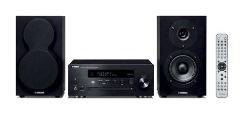 YAMAHA HI-FI MICRO MCR-N470DBLBL BLACK 22Wx,2 USB, CD, DAB+, FM, NETWORK, WIFI, BLUETOOTH