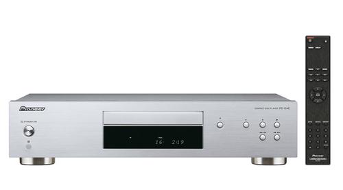 PIONEER LETTORE CD  PD 10-AES SILVER Lettore CD con concezione Audiophile -Supporto file MP3- DAC