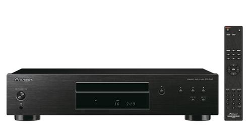 PIONEER LETTORE CD  PD 10-AEB BLACK Lettore CD con concezione Audiophile -Supporto file MP3- DAC