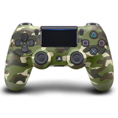 SONY DUAL SHOCK PS4 GREEN CAMO V2