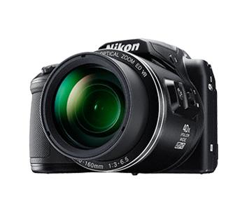 NIKON FOTO.DIG. B500  Z.60X  NERA LCD, OTTICHE NIKKOR, ZOOM OTTICO ED 60X, VIDEO 4K UHD