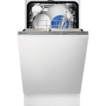 ELECTROLUX LAVAST.INCASSO RSL4201LO 45cm scomparsa totale,9 coperti - 5 programmi di lavaggio: intens