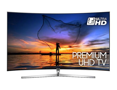 SAMSUNG LCD UE 55MU9000 UHD LED UHD HDR, SMART, DOPPIO TUNER T2/S2 HD, PVR HDD, FLAT