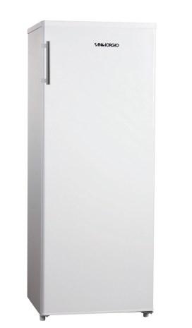 SANGIORGIO CONG.VERT.SF18SW A+ 180 LT B 554x551x1440(l-p-a)monoporta,termostato meccanico,4 cassetti
