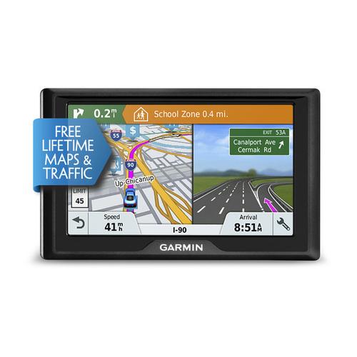 GARMIN NAVIGATORE DRIVE 51LMT-S EU46 46 paesi - 5' pollici - mappe e velox gratis, parking - trip