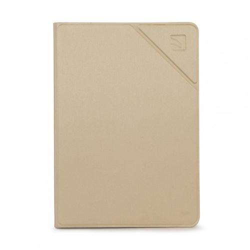 "TUCANO CUSTODIA APPLE IPD9AN-GL Custodia New iPad 9.7\"" con scocca poster rigida, Gold"