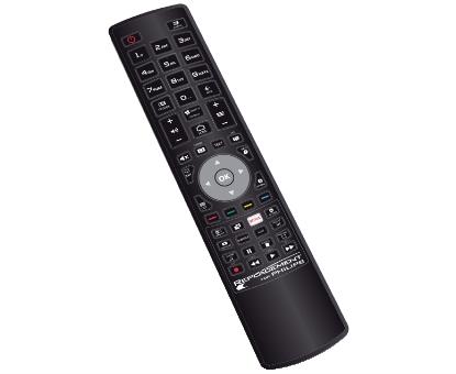 GBS TELECOM. DEDICATO PER TV PHILIPS Telecomando di ricambio per TV Philips
