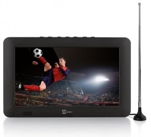 """TELESYSTEM TV LCD 9'  TS-09 TUNER T2 TFT-LCD 9\"""", DVB-T, USB Player, TXT, funzione LCN"""