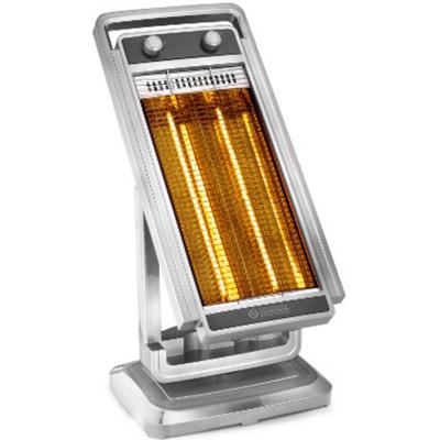 SPLENDID STUFA SOLARIA CARBON 99610 Stufa Carbonio, max potenza 1100W,Oscillazione 90°