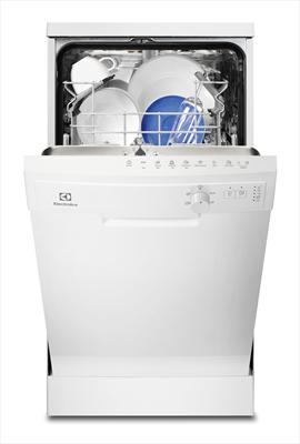 ELECTROLUX LAVAST. ESF4202 LOW 45cm BIAN A+AA,9 coperti - 5 programmi di lavaggio: intensivo - normal