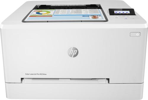 HP STAMPANTE LASERJET PRO MFP M254NW Stampante a colori Laser , A4, USB 2.0 LAN, WIFI