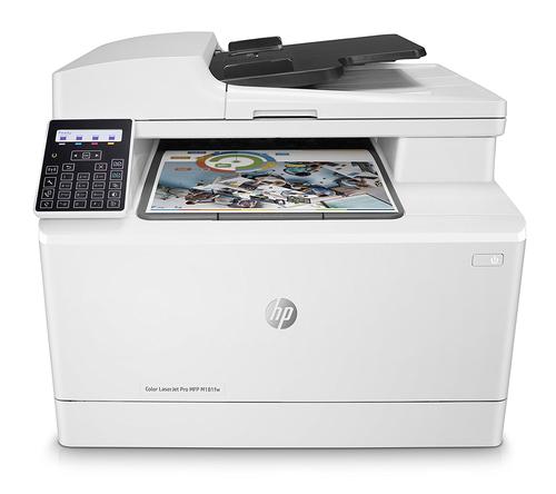 HP STAMPANTE LASERJET PRO MFP M181FW Multifunzione a colori Laser  4 in 1, A4, USB 2.0 LAN