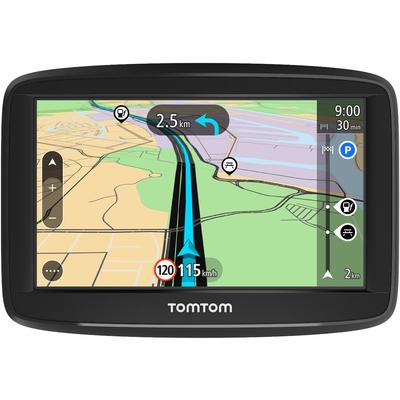 "TOM-TOM NAVIG. START 42 EUROPA 45 Lcd touch 4.3\"", Mappe a vita dell'Europa (45 paesi)"