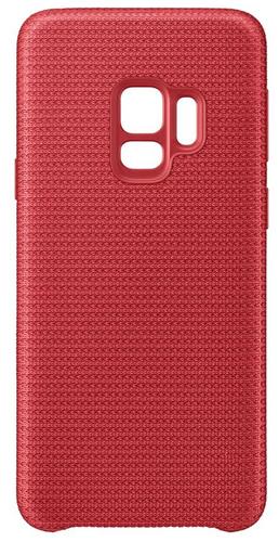 SAMSUNG HYPERKNIT COVER EF-GG960FREGWW Hyperknit Cover Red   GALAXY S9