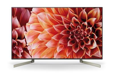 SONY LCD KD 55XF9005 4K HDR X1 EXTREME 4K HDR PREMIUM, DVB-T2 HEVC, DVB-S2 e DVB-C, ANDROID TV