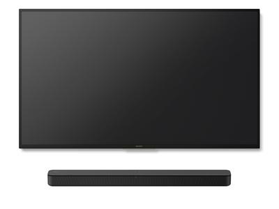 SONY SOUNDBAR HTSF150  2.0  120W Soundbar compatta a 2.0 canali, 120W, bluetooth, 1xUSB