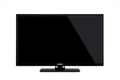 "TELEFUNKEN LCD TE 24472 S27 YXB 24\"" HD-READY, DVB-T2 H265-HEVC, S/2, Hotel Mode, HDMI, slot"