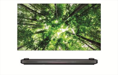 LG OLED 65W8 UHD 4K HDR  FLAT SMART TV, OLED FLAT, dvb-t2/s2,4K HDR, SOUNDBAR 4.2CH