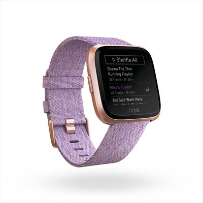 FITBIT VERSA S.E. LAVANDA SMARTWATC Fitness Smartwatch con cinturini intercambiabili Special E.