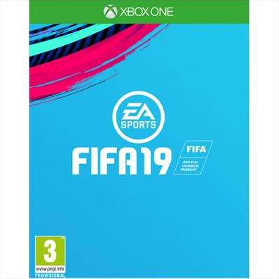 FIFA 19 XBOX ONE FIFA 19 XBOX ONE
