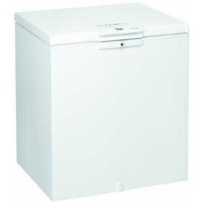 WHIRLPOOL CONG.ORI.WHE20112 (A++)167LT Elettronico, Congelamento rapido, Bianco
