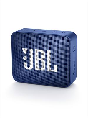 JBL DIFFUSORE GO 2 WIRELESS BLU Sistema audio portatile con connettività wireless Bluetooth