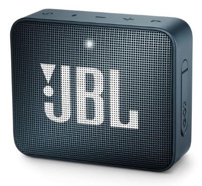JBL DIFFUSORE GO 2 WIRELESS NAVY Sistema audio portatile con connettività wireless Bluetooth