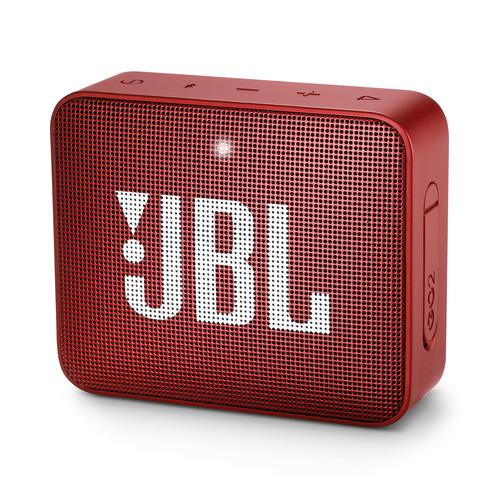 JBL DIFFUSORE GO 2 WIRELESS RED Sistema audio portatile con connettività wireless Bluetooth