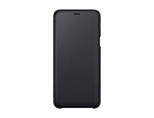 SAMSUNG WALLET COVER EF-WA605CBEGWW WALLET COVER BLACK GALAXY A6 PLUS