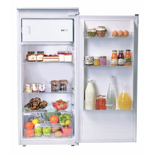 CANDY FRIGO CIO225NE A+  INCASSO monoporta, 163 lt frigo+ 16 lt congelatore,h 122 cm