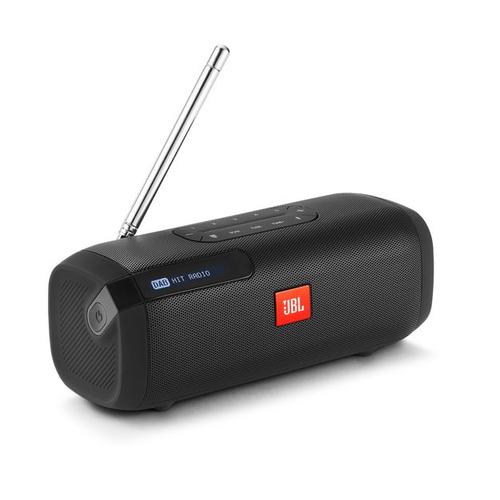 JBL DIFFUSORE TUNER DAB BLACK Bluetooth, Radio DAB/DAB+, RDS , display
