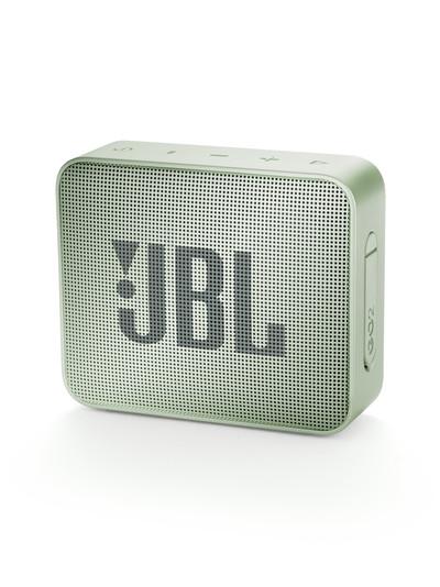 JBL DIFFUSORE GO 2 WIRELESS MINT Sistema audio portatile con connettività wireless Bluetooth