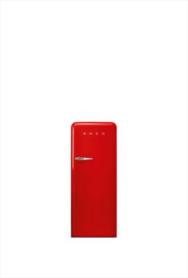 SMEG FRIGO FAB28RRD3 RED DX Frigorifero monoporta anni '50, H-L 150 - 60, Apertura DX