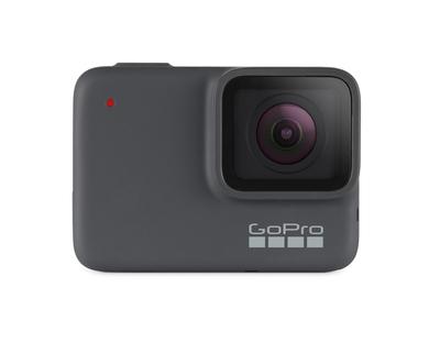 GOPRO TELEC. HERO 7 SILVER video a 1440p80, foto 12mp, imperm.a 10 m, wifi,bluetooth