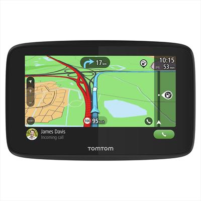 "TOM-TOM NAVIG. GO ESSENTIAL 5\""  EUR 49 LCD 5\"" Touch, vivav., Wi-Fi, mappe a vita, segnala Tutor e A"