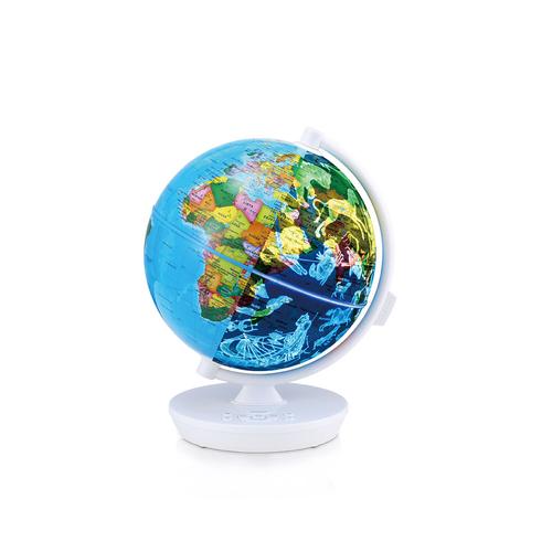 OREGON SMART GLOBE SG-102RW  INTERATTIVO mappamondo interattivo 2in1, realtà aumentata, 400 contenuti