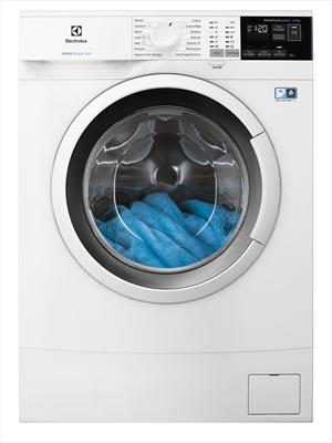 ELECTROLUX LAVAT.EW6S470W 45cm 7kg(A+++) perfect care,vapore,woolmark blue,1000giri, 7kg,