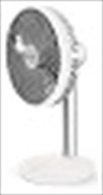 ARGO VENTIL.TAVOLO ORFEO RICARICABILE Portatile,cordless ricaricabile,inclinazione 0°-45°