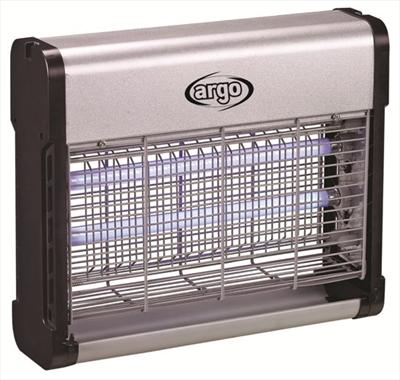 ARGO ZANZARIERA VESPERTILIO Da esterno, 2 lampade UV-A