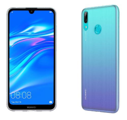 HUAWEI Y7 (2019) CASE TRANSPARENT Y7 2019 TPU CASE TRANSPARENT NFC
